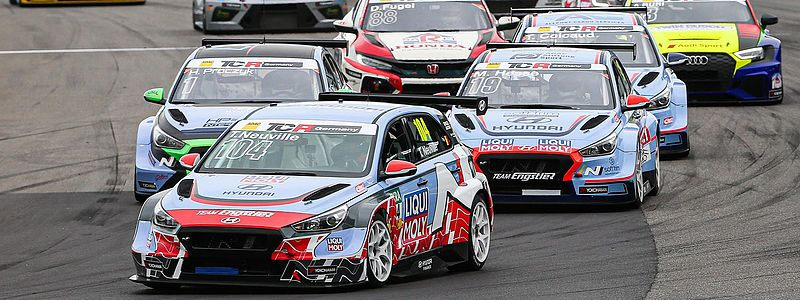 Hyundai Team Engstler auch 2020 in der ADAC TCR Germany am Start